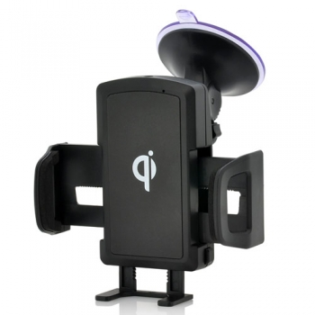 Car Mount Wireless Qi Charger