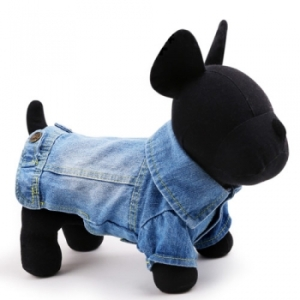 Denim Jacket for Dog