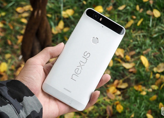 Nexus 6P - Back