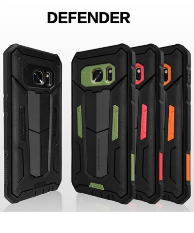 Defender Rugged Protective Case for Samsung Galaxy S7