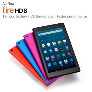 All-New Fire HD 8 Tablet